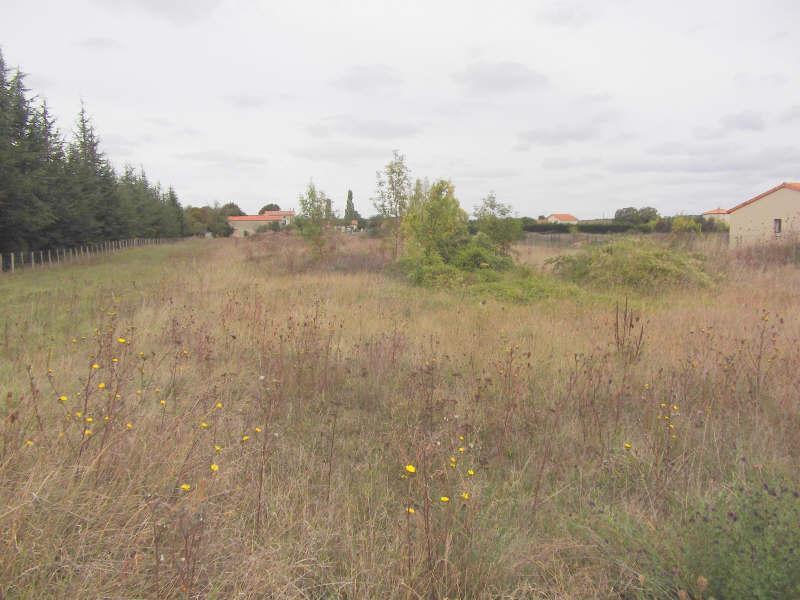 Vente terrain Fouqueure 44000€ - Photo 1