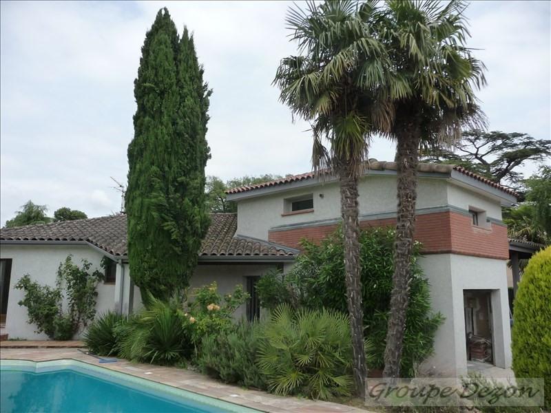 Vente maison / villa Gagnac-sur-garonne 410000€ - Photo 1