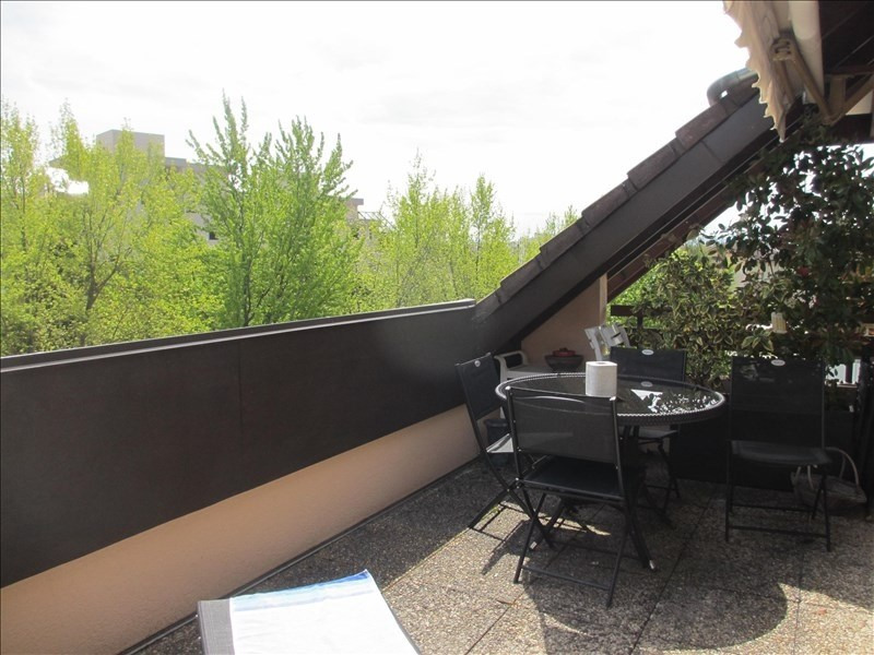 Deluxe sale apartment Annecy le vieux 593000€ - Picture 2