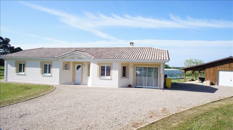 Vente maison / villa Montpon menesterol 270000€ - Photo 1