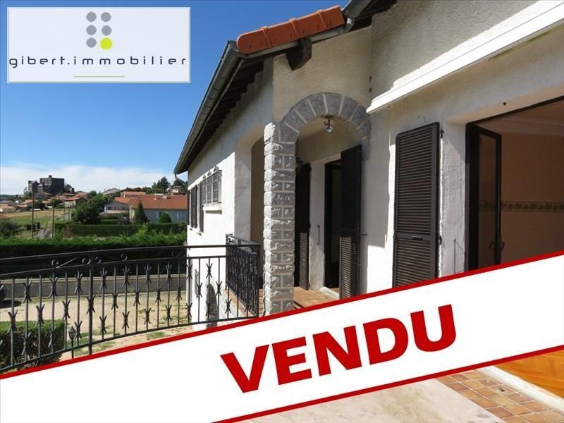 Sale house / villa Arsac en velay 219000€ - Picture 1