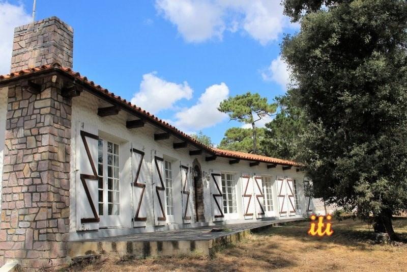 Vente de prestige maison / villa Chateau d olonne 598000€ - Photo 1