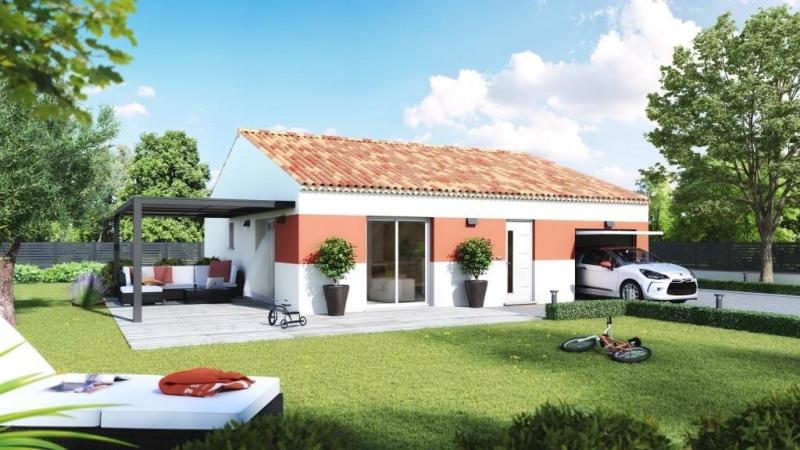 Maison  4 pièces + Terrain 659 m² Sorgues par Top Duo Orange