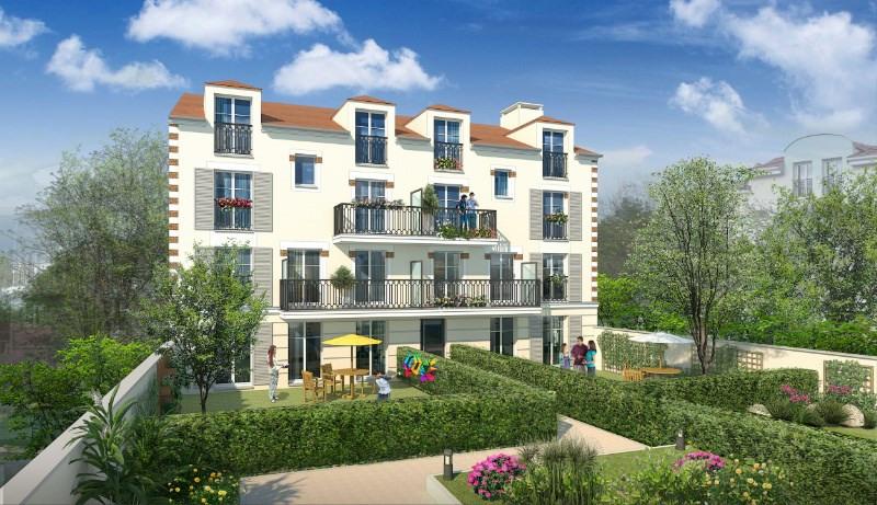 Villa belles vues programme immobilier neuf villiers sur - Centre commercial les armoiries villiers sur marne ...