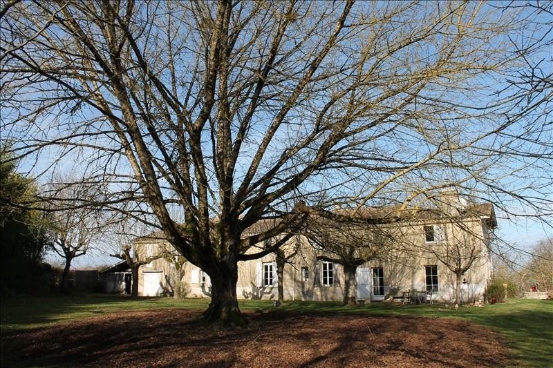Vente maison / villa Langon 392200€ - Photo 1