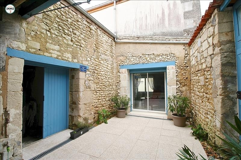 Vente maison / villa Mortagne sur gironde 160000€ - Photo 1