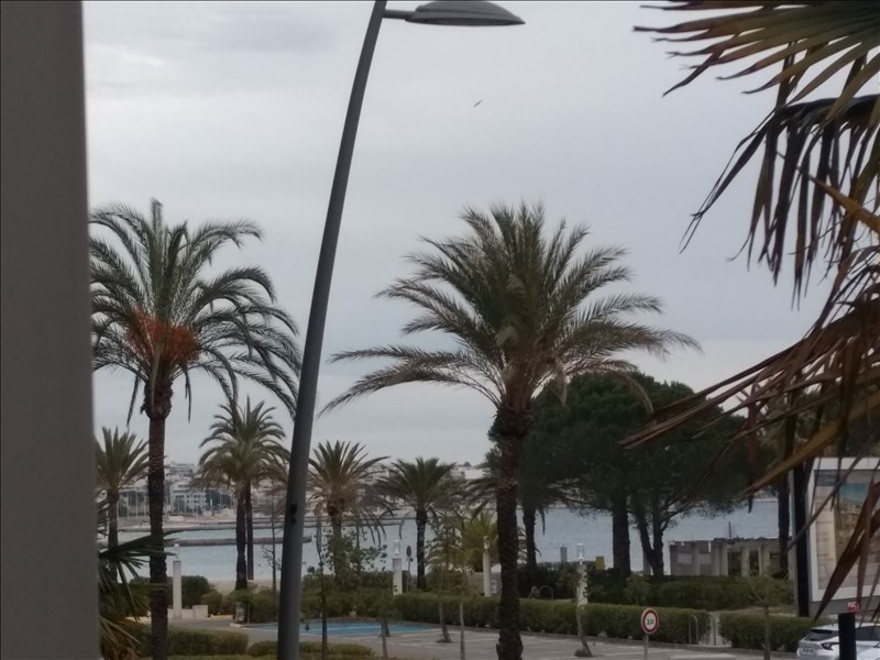 Vente de prestige appartement Le golfe juan 340 000€ - Photo 13