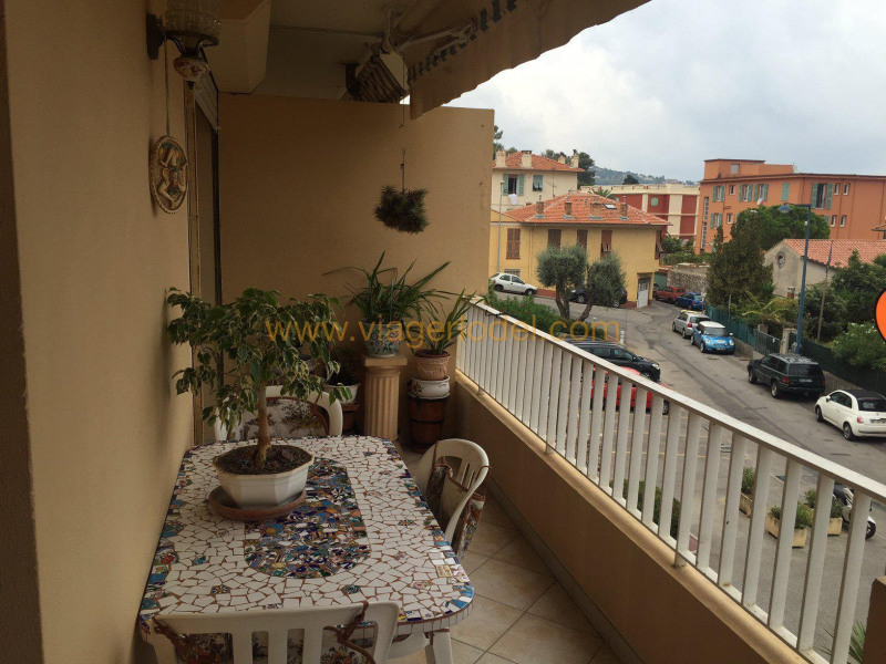 Life annuity apartment Villefranche-sur-mer 95 000€ - Picture 7