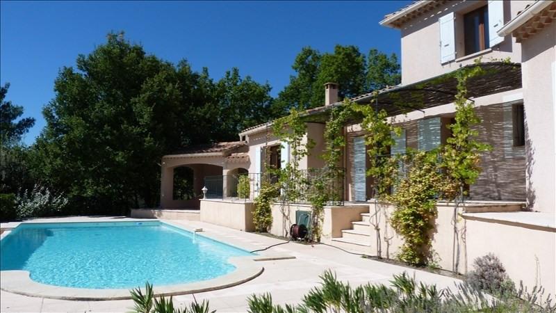 Vente maison / villa Malemort du comtat 519000€ - Photo 5