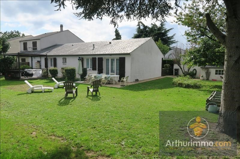 Sale house / villa Savigny le temple 295000€ - Picture 1
