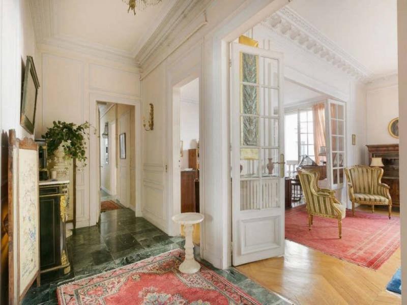 Verkoop van prestige  appartement Paris 16ème 1550000€ - Foto 5