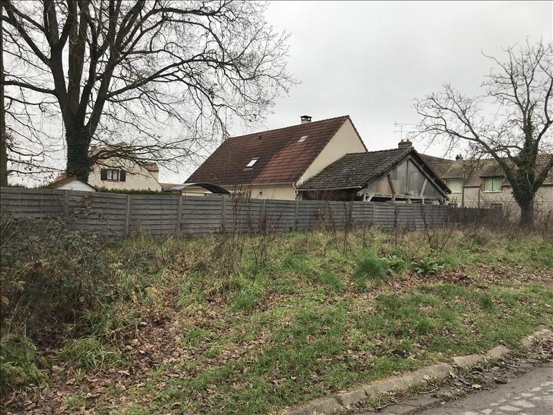 Revenda terreno Vaugrigneuse 100000€ - Fotografia 1