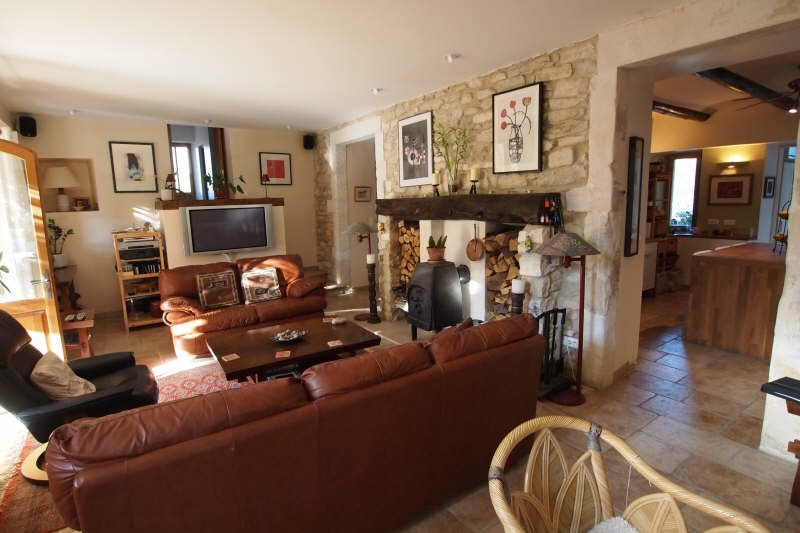 Vente de prestige maison / villa Goudargues 1 120 000€ - Photo 7