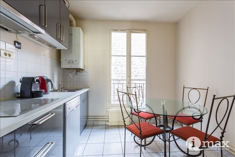 Vente appartement Neuilly sur seine 425 000€ - Photo 2
