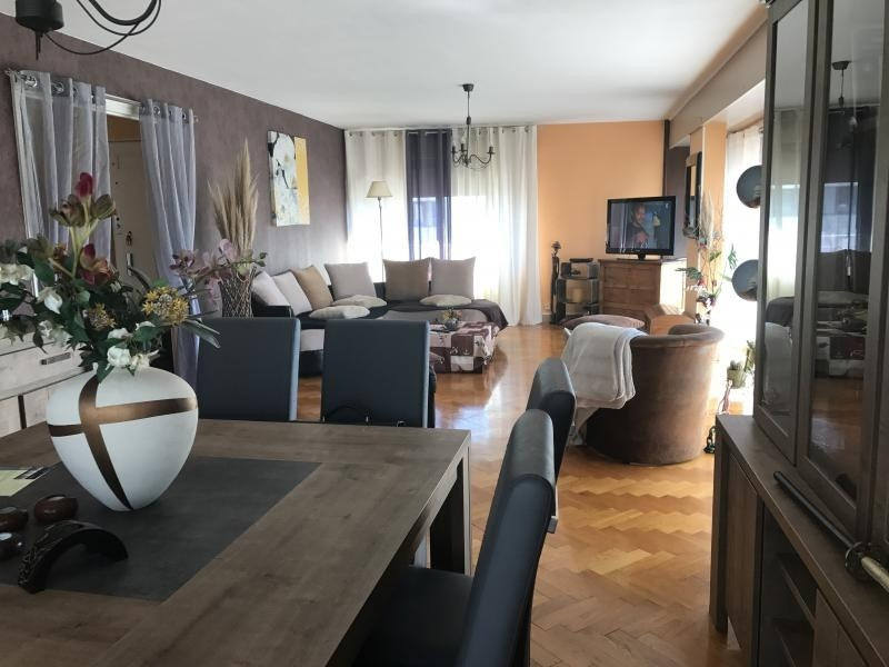 Sale apartment Oyonnax 125 000€ - Picture 1