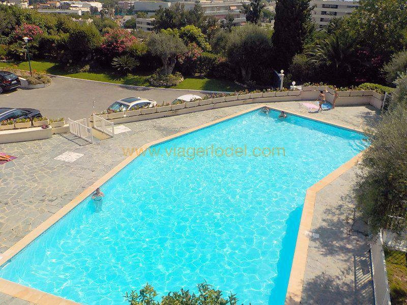 Life annuity apartment Antibes 95000€ - Picture 1