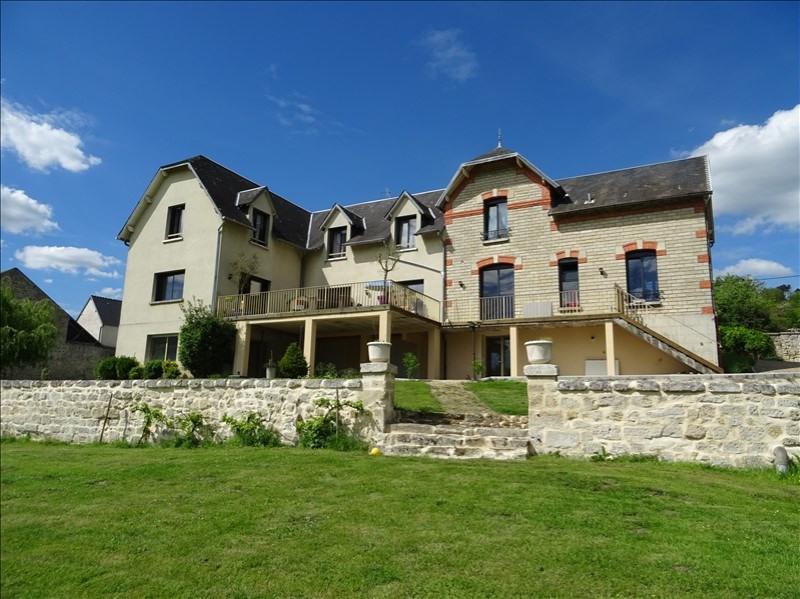 Deluxe sale house / villa Soissons 540000€ - Picture 1