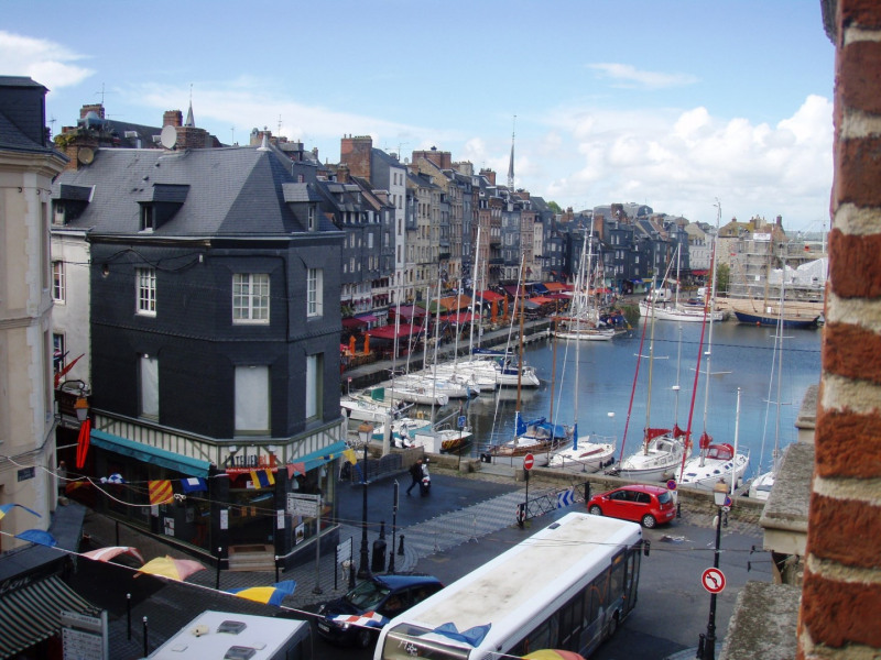 Rental apartment Honfleur 560€+ch - Picture 2