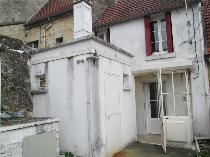 Vente maison / villa Cires les mello 93000€ - Photo 5