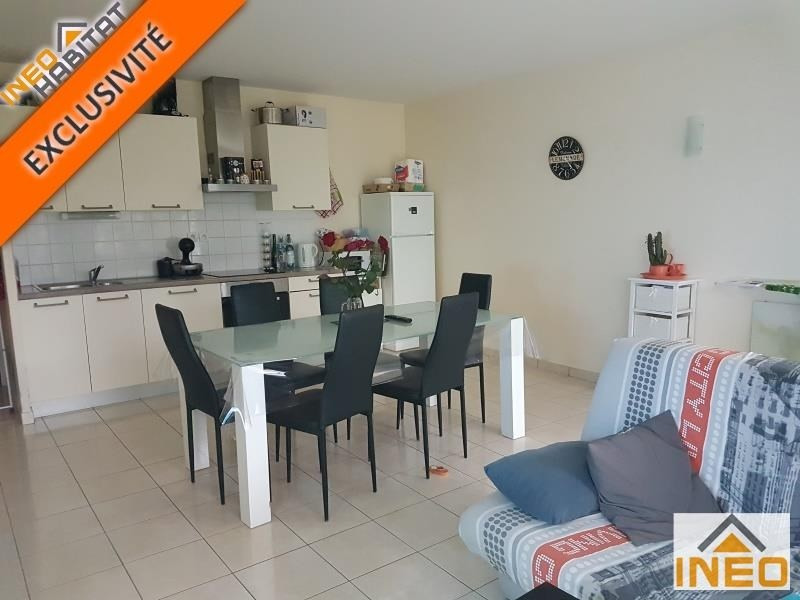 Vente appartement Geveze 117 700€ - Photo 1