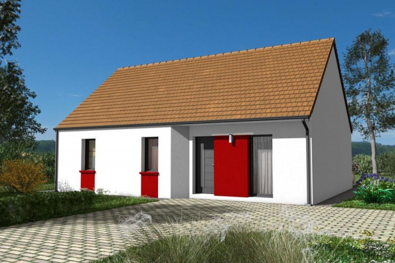 Maison  4 pièces + Terrain 624 m² Olivet par maisons PRIMEA