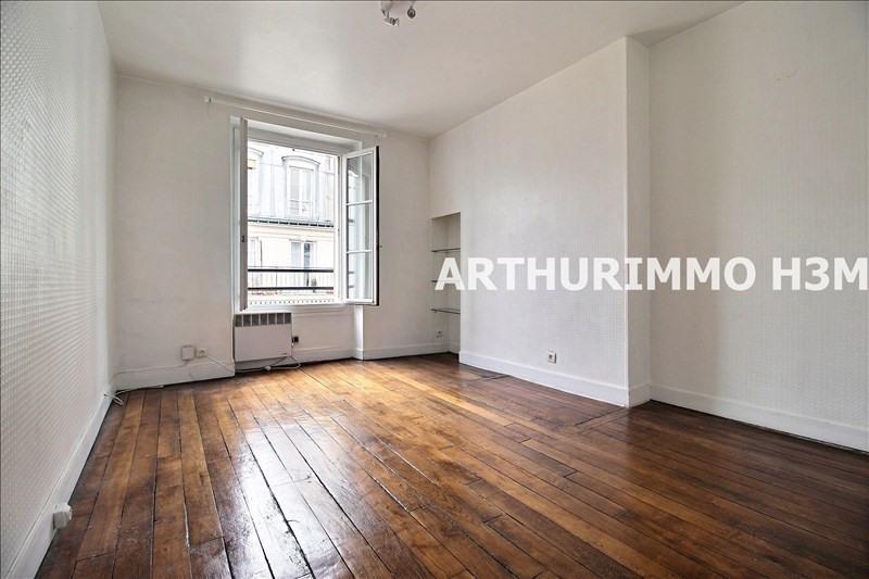 Sale apartment Paris 11ème 380000€ - Picture 1