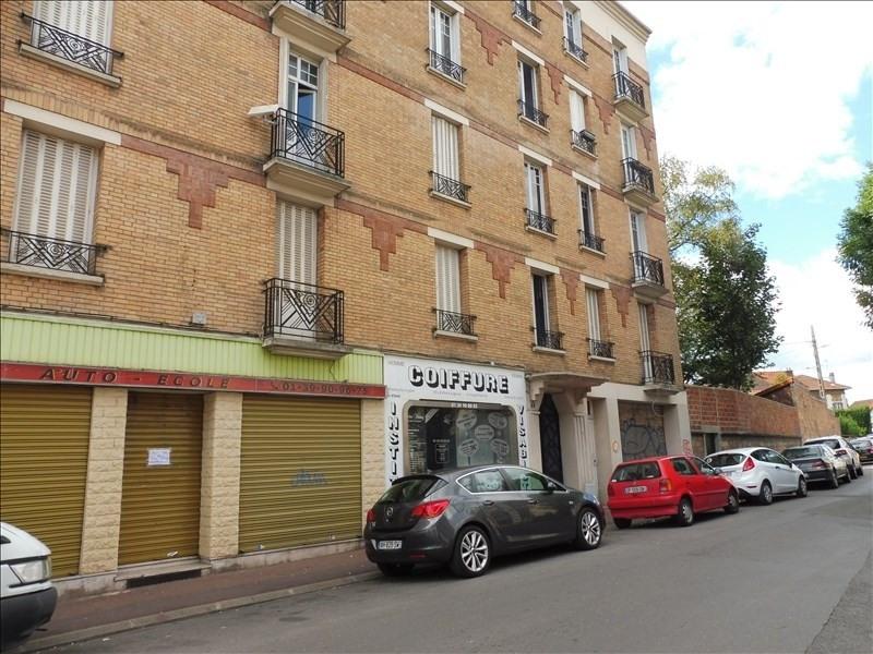 Vente appartement Sarcelles 135000€ - Photo 2