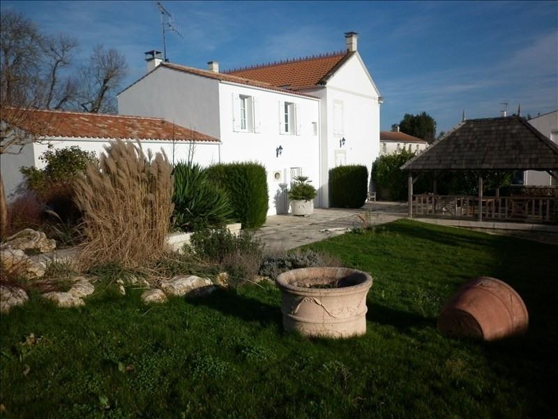Vente de prestige maison / villa Cire d aunis 555000€ - Photo 1