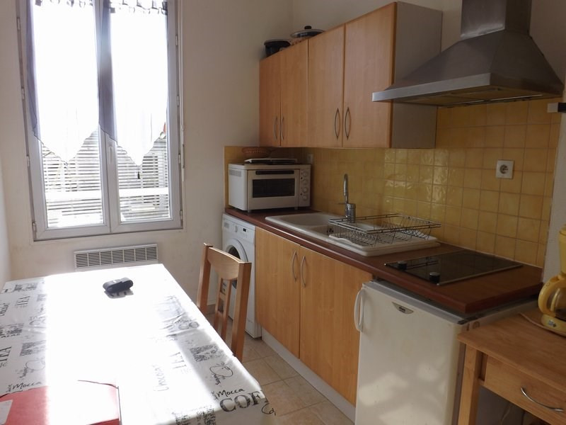Rental apartment Barneville carteret 370€ CC - Picture 2