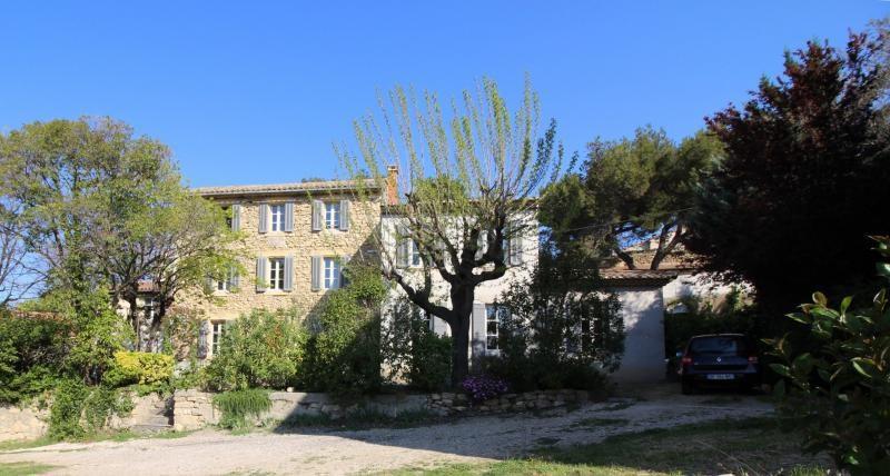 Vente de prestige maison / villa Salon de provence 715000€ - Photo 1