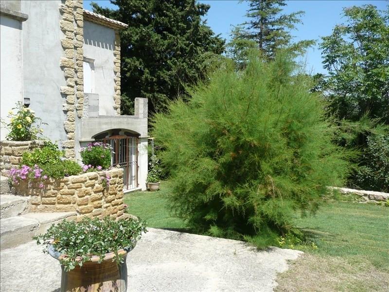 Vente de prestige maison / villa Vacqueyras 700000€ - Photo 3