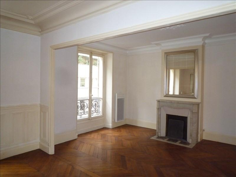 Rental apartment Paris 7ème 1850€ CC - Picture 1