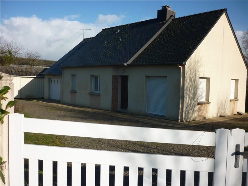 Verkoop  huis Tresboeuf 156750€ - Foto 1