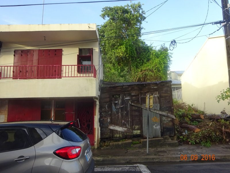 Sale site Pointe a pitre 69 000€ - Picture 1