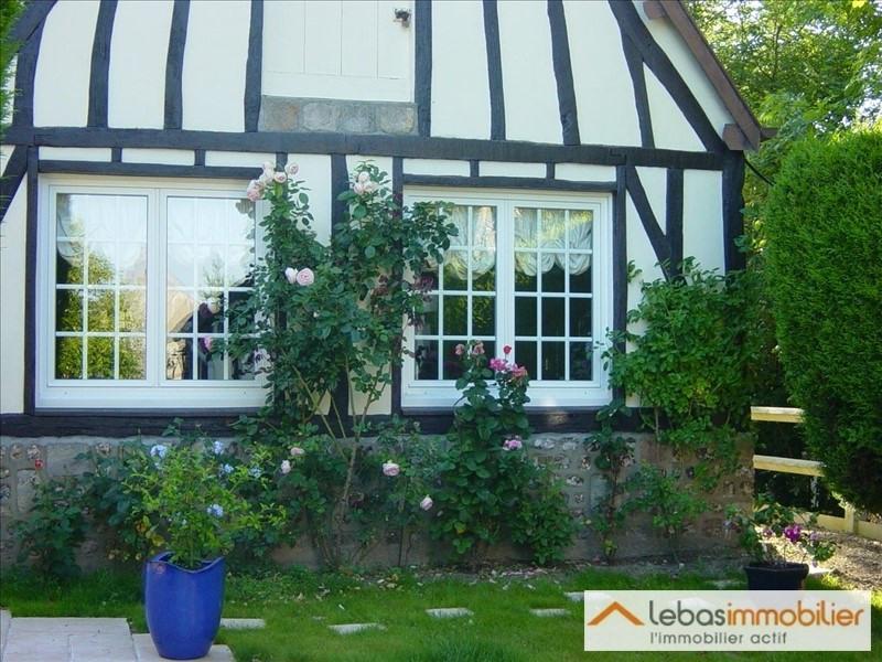 Vente maison / villa St valery en caux 336000€ - Photo 6