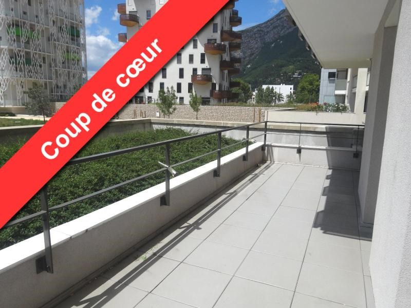 Location appartement Grenoble 620€ CC - Photo 1