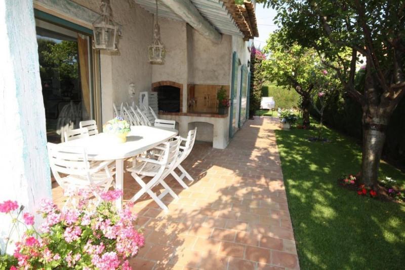 Vacation rental house / villa Juan les pins  - Picture 3