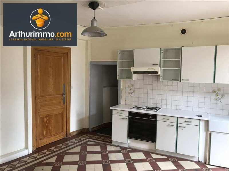 Vente maison / villa St germain lespinasse 139000€ - Photo 2