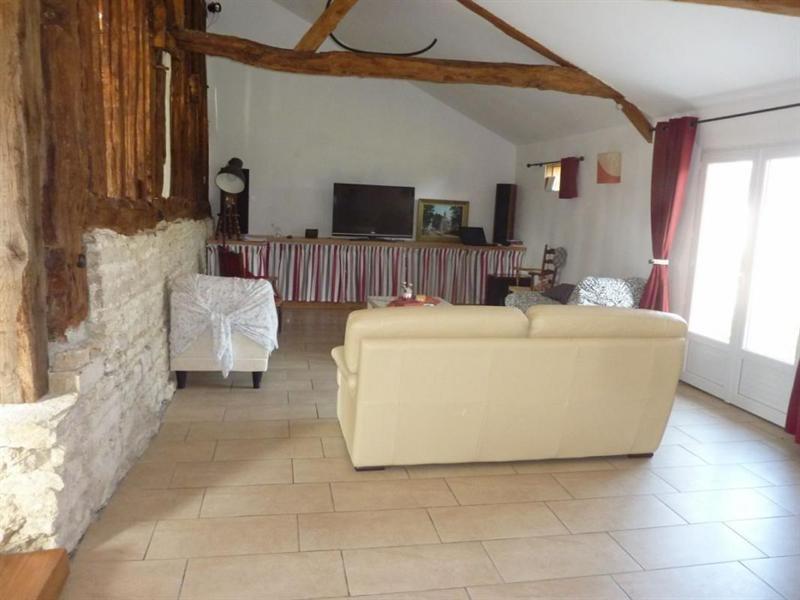 Vente maison / villa Crèvecoeur-en-auge 357000€ - Photo 3