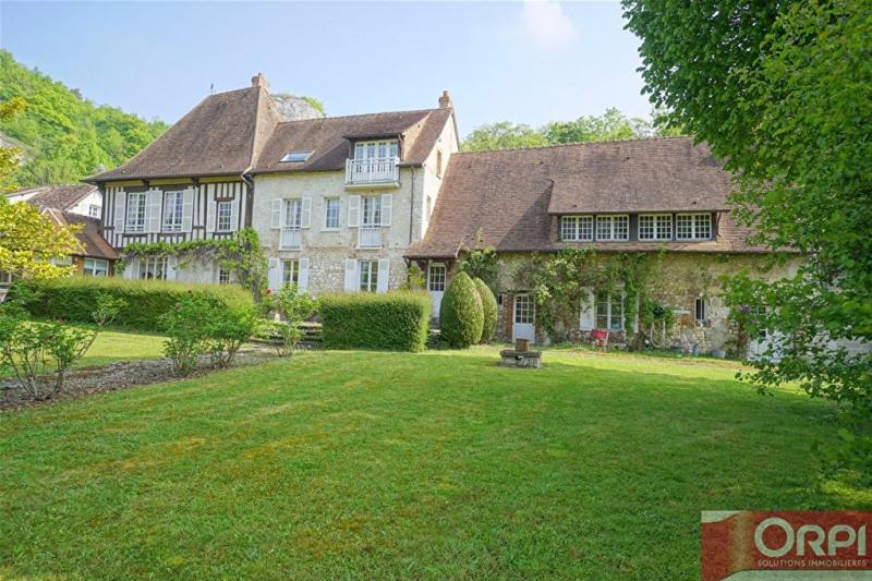 Deluxe sale house / villa Vernon 714000€ - Picture 1