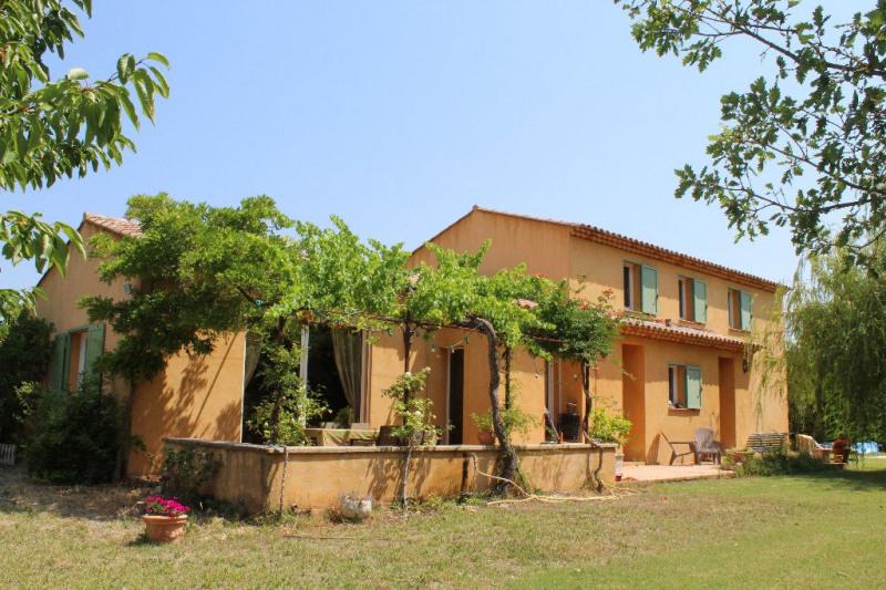 Immobile residenziali di prestigio casa Lambesc 620000€ - Fotografia 1
