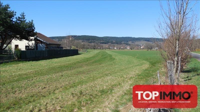 Vente terrain Anould 34000€ - Photo 1
