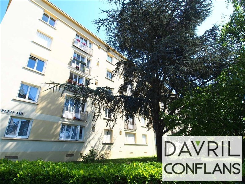 Vente appartement Conflans ste honorine 149 900€ - Photo 1