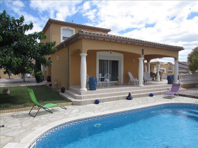 Sale house / villa Beziers 415000€ - Picture 1