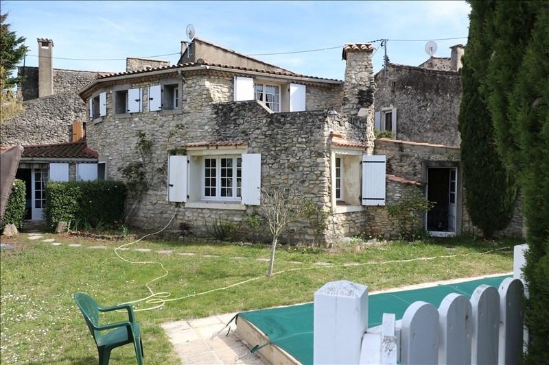 Sale house / villa Portes en valdaine 285000€ - Picture 1