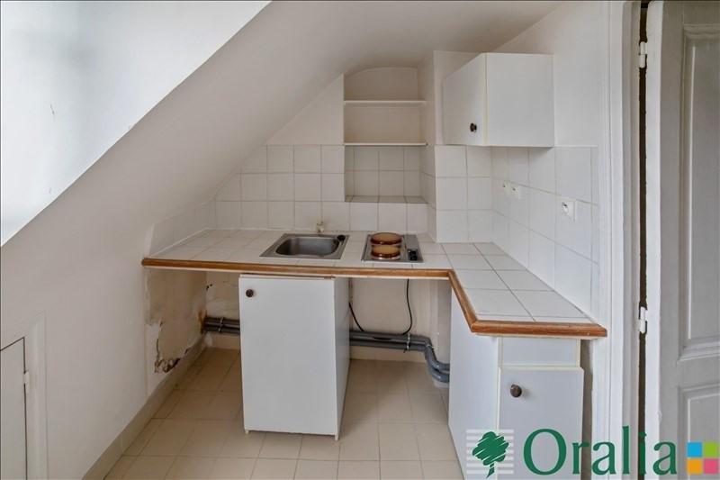 Vente appartement Paris 3ème 375000€ - Photo 5