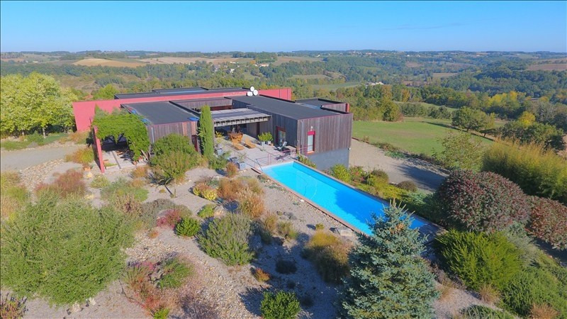 Deluxe sale house / villa Agen 695000€ - Picture 1