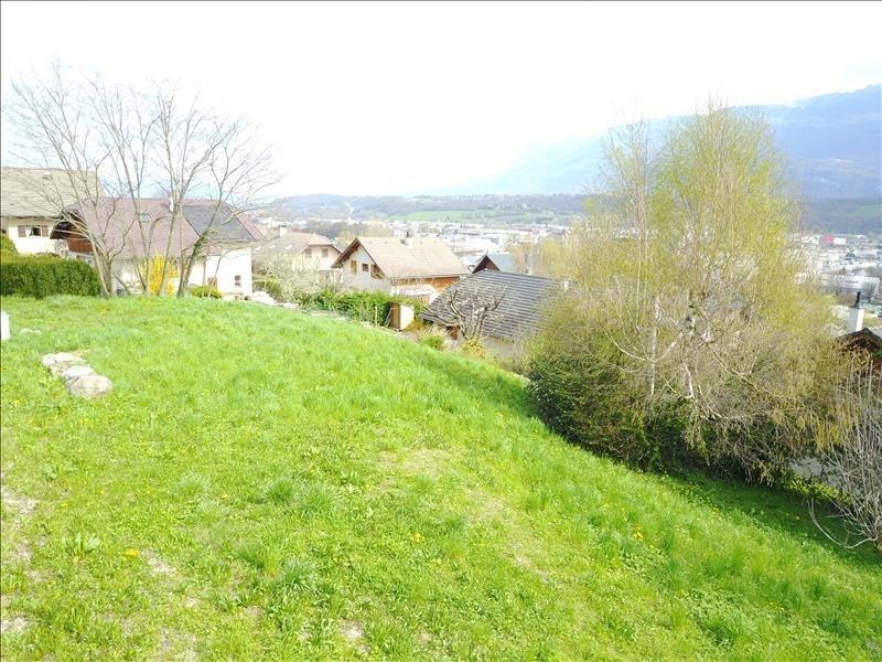 Vendita terreno Chambery 325000€ - Fotografia 3