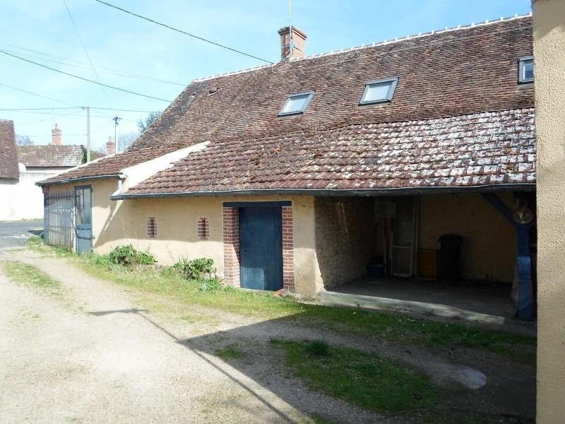 Sale house / villa Chatres sur cher 45000€ - Picture 3