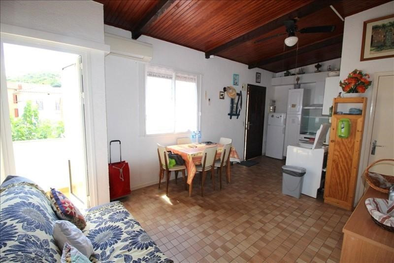 Sale apartment Port vendres 128 000€ - Picture 1